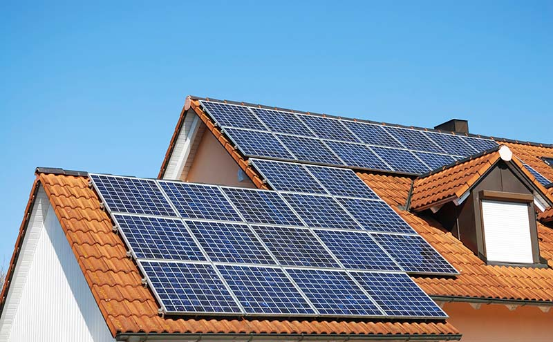 Solar Panel Export and Generation Tariff