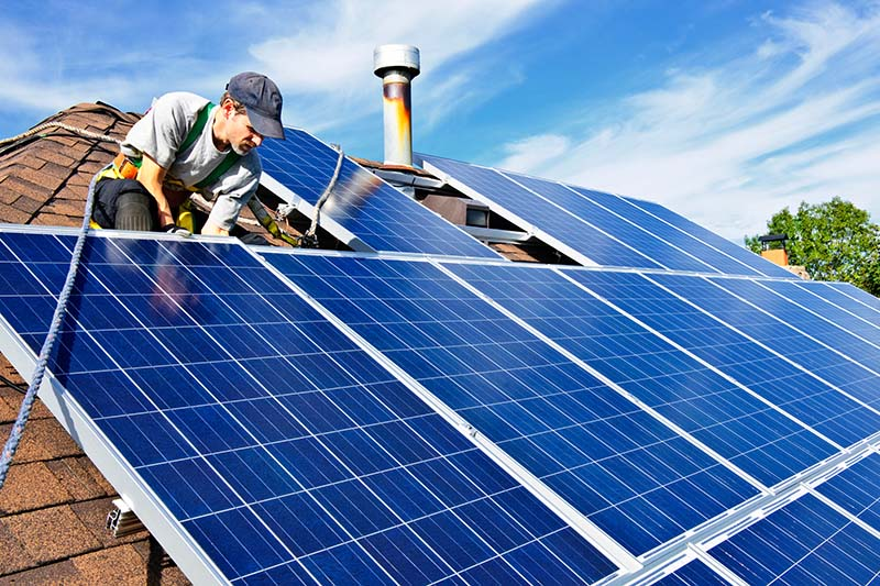 Solar Panel Installers in Bordon