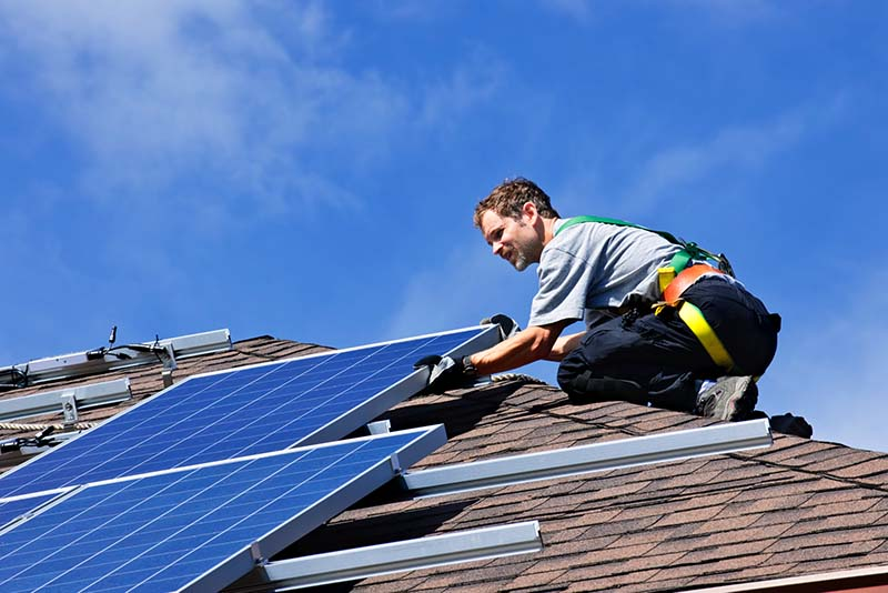 Solar Photovoltaic Panel Feed-in Tariff Scheme